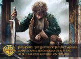 NEWS: The Hobbit: The Battle of the Five Armies on 22nd April on BR and DVD