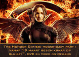 NEWS: The Hunger Games: Mockingjay Part 1 out on 19th March