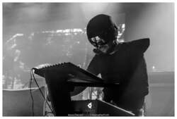 10/06/2020 : THE JUGGERNAUTS - It's striking, in 'mainstream' genres no-one is making a big deal about band's similarities and their possible influences... But oh dear if you dare make EBM!