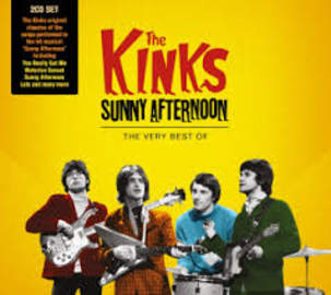 THE KINKS Sunny Afternoon-The Best Of