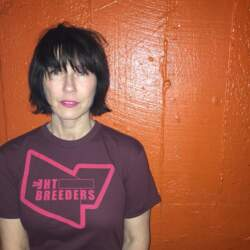06/06/2021 : THE LOST INTERVIEW WITH KELLEY DEAL ( THE BREEDERS ) - Peek-a-Boo publishes the interview with Kelley Deal that seemed to get lost for a long period of time - since it was made in 2018...