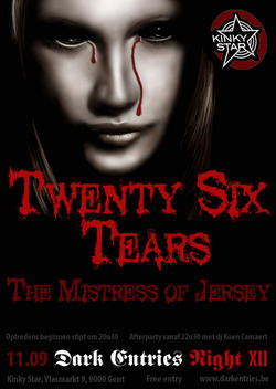 11/08/2015 : THE MISTRESS OF JERSEY - We can only enjoy the songs that the Sisters wrote back then.
