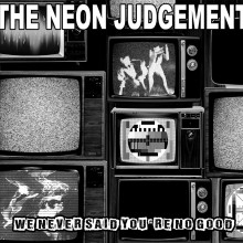 21/03/2013 : THE NEON JUDGEMENT - ...forcing an artist to play on a certain dB level, it's like limiting the artistic freedom and his voice. It's almost the return of a new kind of fascism. I know what my performance needs.
