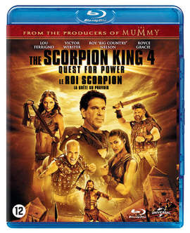 MIKE ELLIOTT The Scorpion King 4: Quest For Power