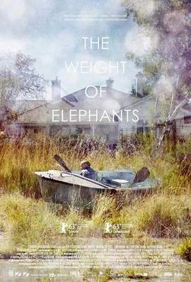 17/02/2015 : DANIEL BORGMAN - The Weight Of Elephants