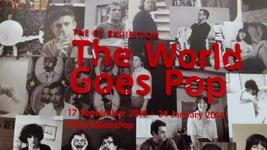 20/12/2015 : THE WORLD GOES POP - London, Tate Modern (until/tot 24/1/2016)