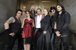 06/05/2015 : THERION - I will never forget how it was to struggle with my music, doing very tough tours as a support act and the stress of living on a month to month basis economically.