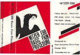 NEWS: This month, 36 years ago, Nitzer Ebb recorded their first demo Basic Pain Procedure!