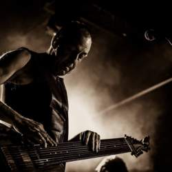 24/01/2020 : TREY GUNN (KING CRIMSON,TU ,SECURITY PROJECT,...) - 'I'm trying to set up an experiential thing...'