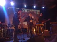 22/12/2014 : TUXEDOMOON (+ SUPPORT GEORGIO VALENTINO) - Hasselt, KC België (19/12/2014)