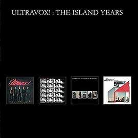 ULTRAVOX The Island Years