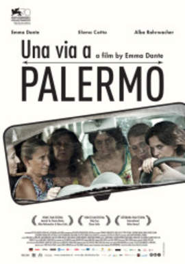 22/02/2015 : EMMA DANTE - Una Via A Palermo