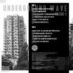 14/03/2014 : VARIOUS ARTISTS - UNDERGROUND WAVE Volume 4
