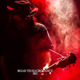 VARIOUS ARTISTS Road To Sacrosant 2015