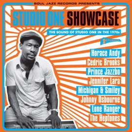 VARIOUS ARTISTS Studio One Showcase