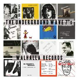 "VARIOUS ARTISTS The Underground Wave 7""s"