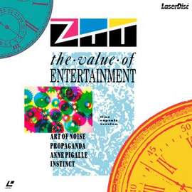 VARIOUS ARTISTS ZTT The Value Of Entertainment