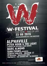 W-FESTIVAL Wortegem-Petegem (23/08/2016)
