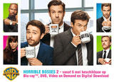 NEWS: Warner releases Horrible Bosses 2