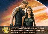 NEWS: Warner releases Jupiter Ascending on DVD and Blu-ray