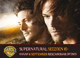 NEWS: Warner releases the 10th season of The Supernatural