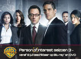 NEWS: Warner releases the third season of Person Of Interest