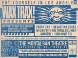 NEWS: WAX TRAX! EXPANDS MUSIC DOCUMENTARY WITH SO-CAL EVENT