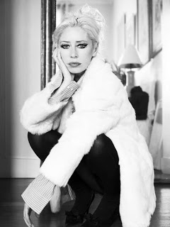 07/04/2016 : WENDY JAMES - I don't really adhere to the aging process!