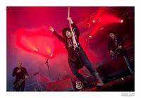 WHISPERS IN THE SHADOW - Eurorock Festival, Neerpelt, Belgium