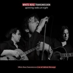 07/06/2011 : WHITE ROSE TRANSMISSION - We will never sell millions of albums, we might never play sold out venues, we will never reach the charts, but we might all end up in heaven!