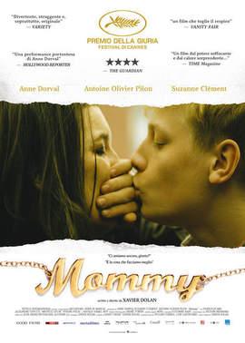 12/04/2015 : XAVIER DOLAN - Mommy