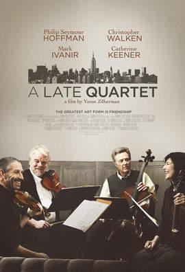 29/08/2015 : YARON ZILBERMAN - A Late Quartet