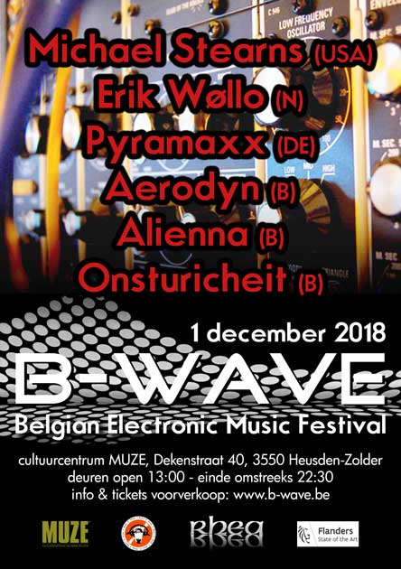 B-WAVE FESTIVAL 2018, Cc Muze