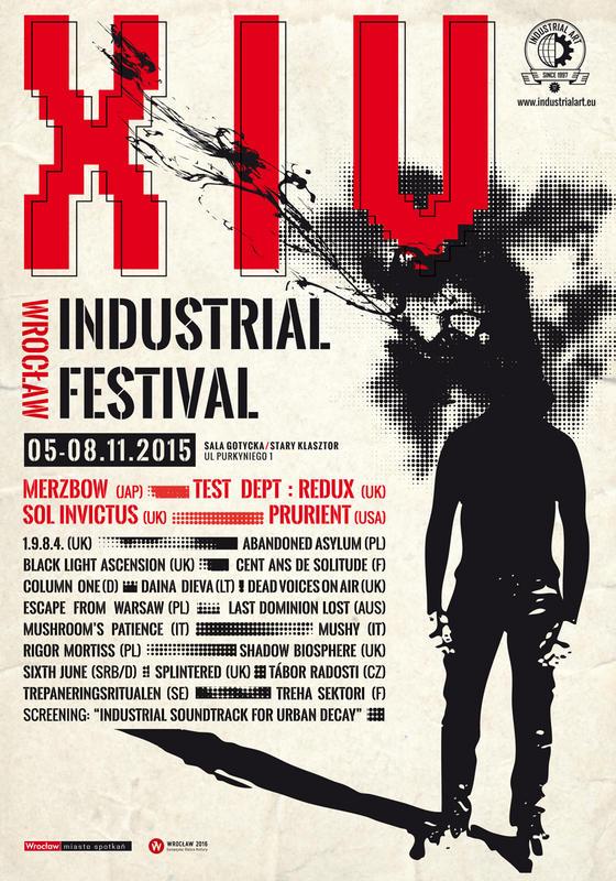 14TH WROCLAW INDUSTRIAL FESTIVAL, Gothic Hall, 1 Purkyniego Street, Wroclaw