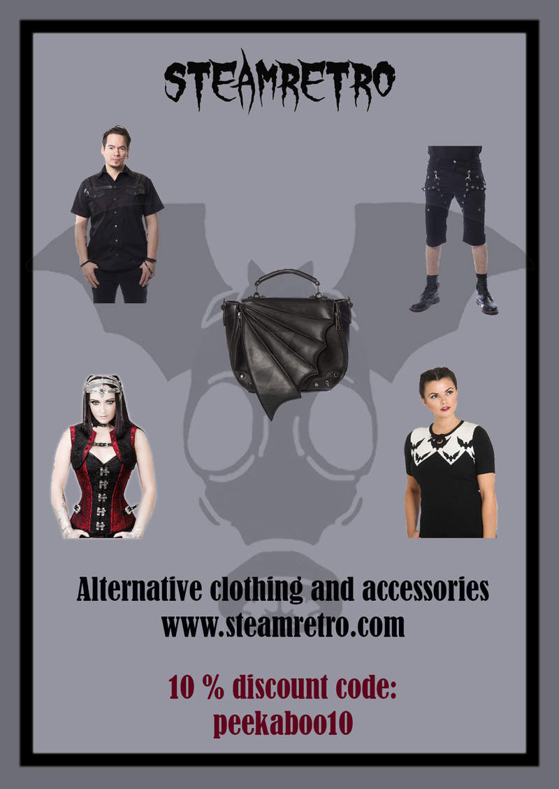 10% discount on Steamretro, your alternative shop!