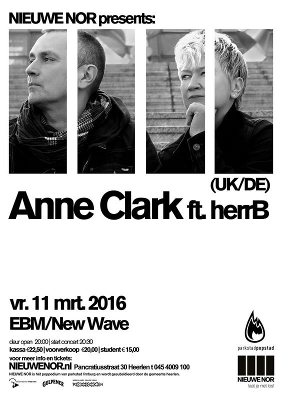 ANNE CLARK FT HERRB, Nieuwe Nor