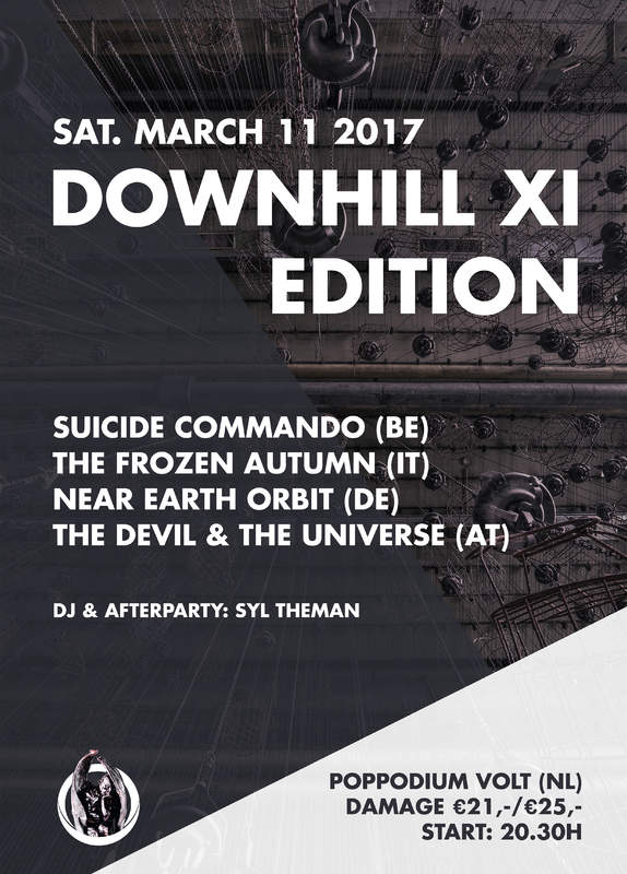 DOWNHILL XI EDITION, Poppodium Volt