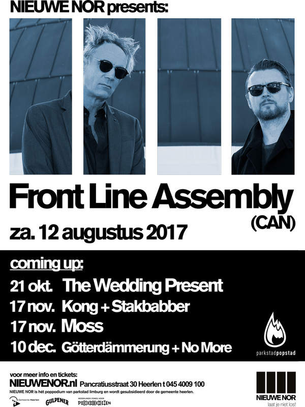 FRONT LINE ASSEMBLY, Nieuwe Nor