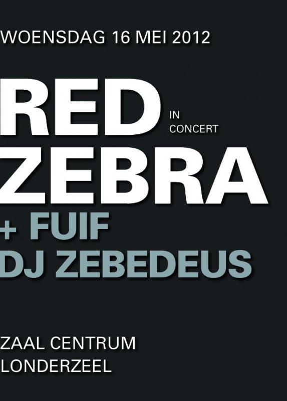 RED ZEBRA, Londerzeel