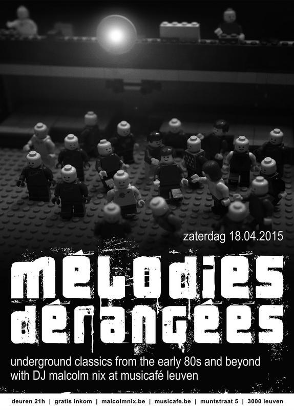 MELODIES DERANGER, Muziekcafé, Muntstraat 5, Leuven