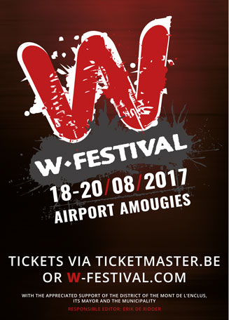 W-FESTIVAL, Airport Amougies