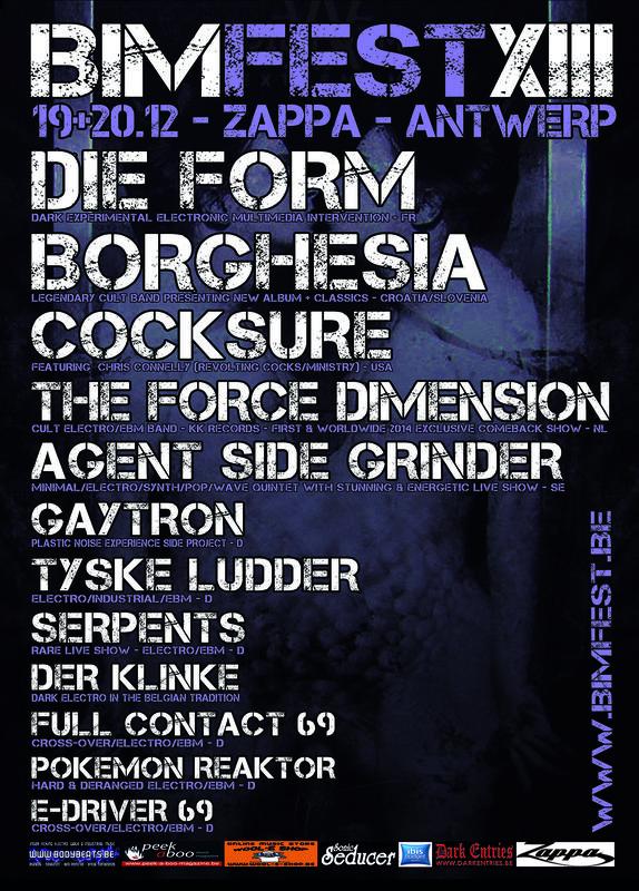 BIMFEST XIII - DAY 2, Antwerp - B