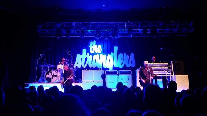 09/12/2016 : THE STRANGLERS, THE ALARM - O2 Academy, Bristol (19/03/16)