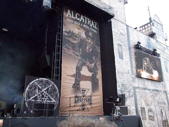 30/08/2018 : VARIOUS - ALCATRAZ METAL FESTIVAL 2018 10-12th August, Kortrijk, Belgium