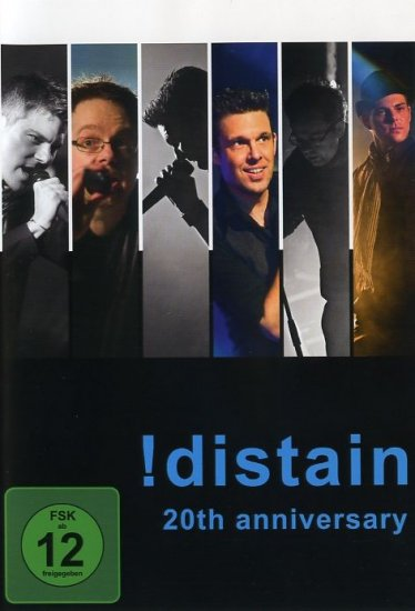 29/12/2012 : !DISTAIN - 20th Anniversary