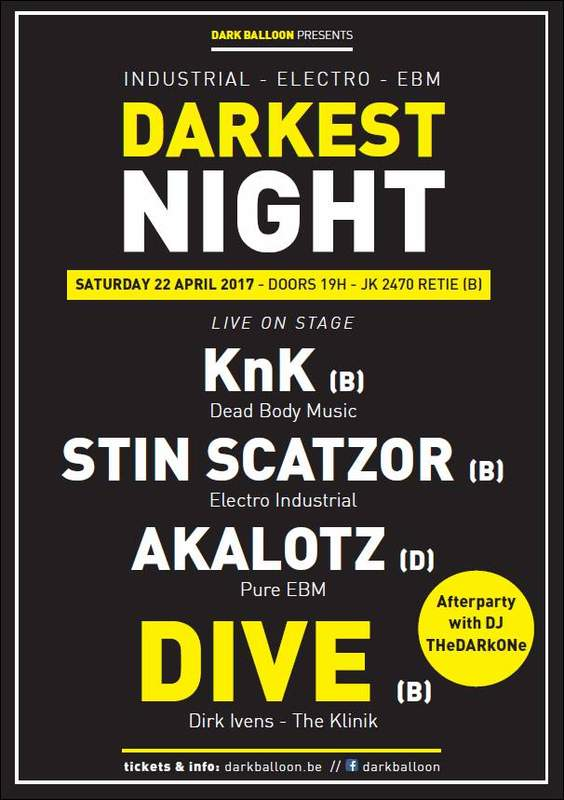 DARKEST NIGHT 2017, Jk2470