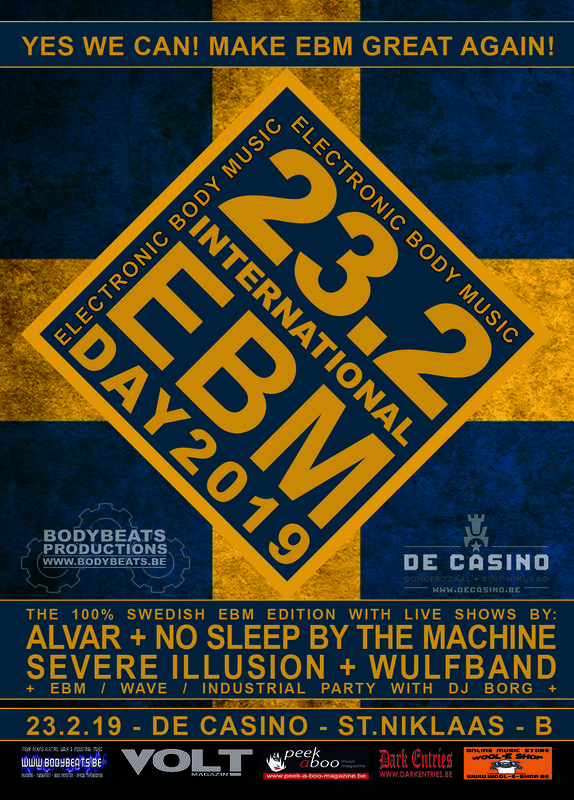 INTERNATIONAL EBM DAY, De Casino