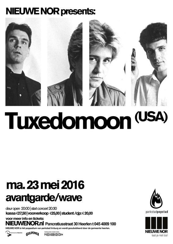 TUXEDOMOON, Nieuwe Nor