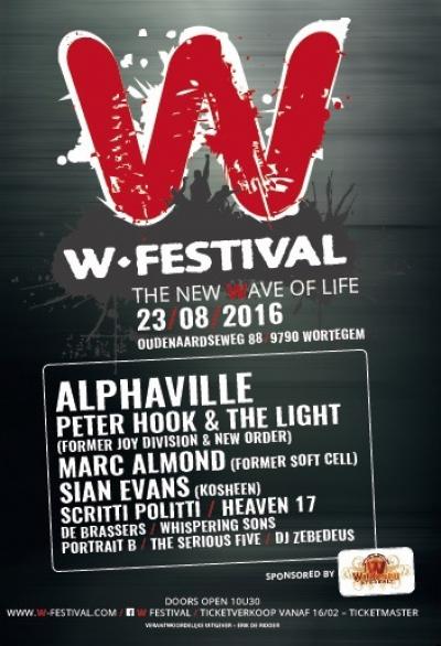 W-FESTIVAL, Festival Field