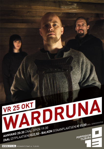 WARDRUNA, 013 - Tilburg